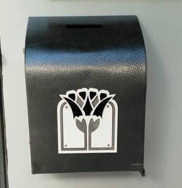 سطل خودپرداز با لوگو