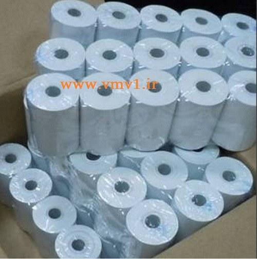 کاغذ حرارتی دستگاه خودپرداز
